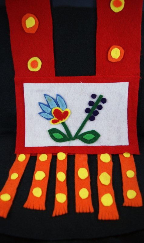 Ojibwa Art Design http://www.nativeamericanactivities.com/misc.html